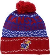 Top of the World Kansas Jayhawks Sprinkle Knit Hat