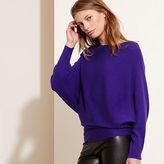 Ralph Lauren Cotton-Blend Dolman Sweater