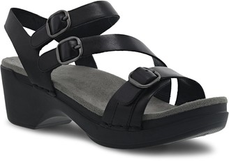Dansko Women's Adjustable Straps Sandals - Sacha