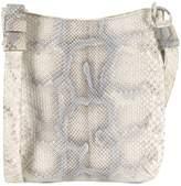Nancy Gonzalez Python Crossbody Bag