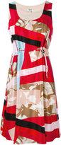 Kenzo printed sleeveless dress