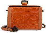 Nico Giani Cerea Crocodile Print Leather Bag