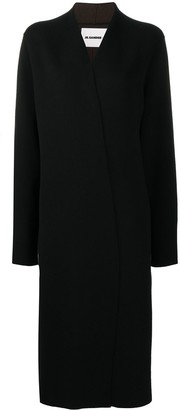 Jil Sander Wrap Long Coat