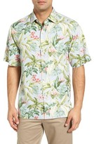 Tommy Bahama Men's Bloom Town Silk Sport Shirt