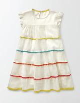 Boden Woven Twirly Dress