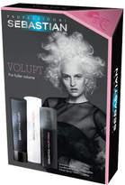 Sebastian Professional Volupt Shampoo And Conditioner And Volume Spray Trio Pack
