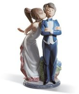 Lladro Figurine , Let's Make Up