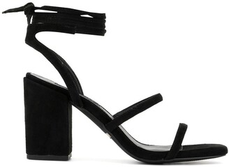 Senso Olly tie around sandals