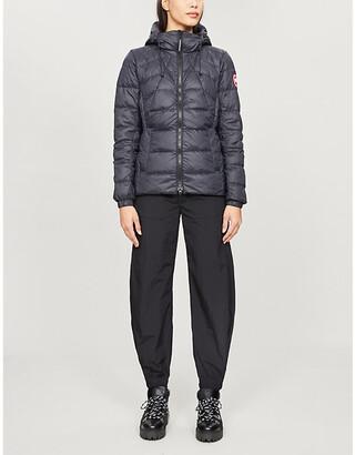 Canada Goose Abbott shell-down jacket