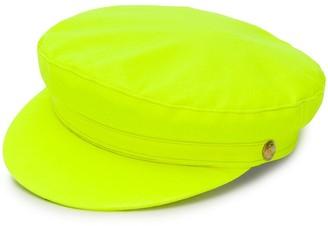 Manokhi neon biker hat