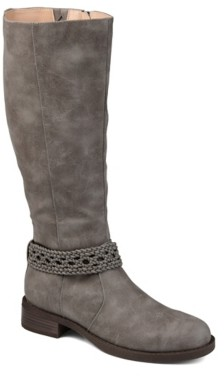 Journee Collection Paisley Boot
