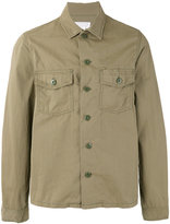 Comme des Garcons shirt jacket - men - Cotton/Nylon - S