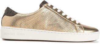 MICHAEL Michael Kors Perforated Leather Sneakers