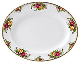 Royal Albert Old Country Roses Floral Bone China Oval Platter