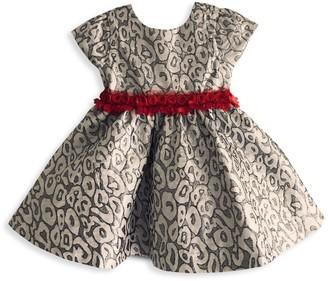 Joe Ella Baby Girl's & Little Girl's Printed Floral Dress