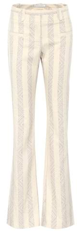 Altuzarra Serge cotton-blend trousers
