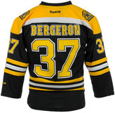 Reebok Kids' Patrice Bergeron Boston Bruins Replica Jersey