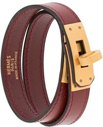 Hermes 2003 pre-owned Kelly Double Tour bracelet