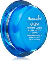 Hydroxatone AM / PM Anti-Wrinkle Complex Sunscreen SPF 15