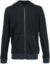 ATM Anthony Thomas Melillo french terry zip hoodie - men - Cotton/Polyester - S