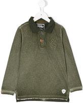 Vingino long sleeved polo shirt - kids - Cotton - 4 yrs