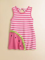 Florence Eiseman Toddler's & Little Girl's Striped Watermelon Dress