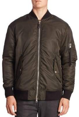 Diesel Black Gold Aviator Bomber Jacket