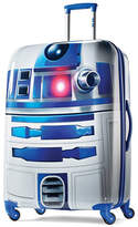 American Tourister Star Wars R2D2 28-Inch Spinner Expandable Suitcase