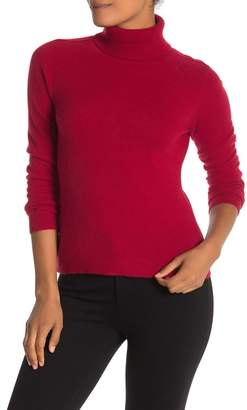 InCashmere In Cashmere Cashmere Turtleneck Sweater