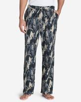 Eddie Bauer Men's Flannel Pajama Pants