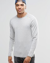 Jack and Jones Stripe Knitted Sweater