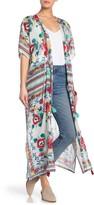 Raga Melissa Tassel Long Kimono