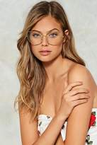 Nasty Gal nastygal Feline Good Cat-Eye Glasses