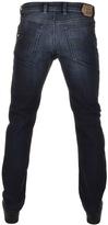 Diesel Waykee 0814W Jeans Blue