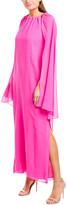 Trina Turk Deluxe Silk Shift Dress