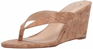 Jessica Simpson Women's Coyrie Wedge Sandal