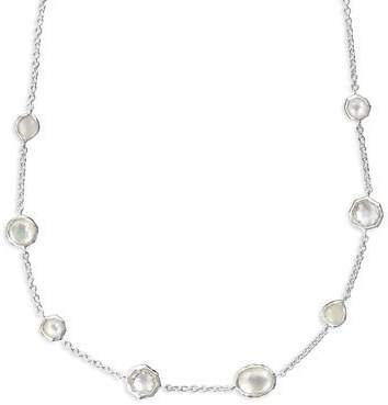 Ippolita Wonderland Mini Gelato Short Station Necklace in Flirt