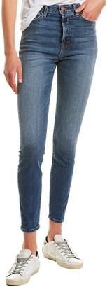 Fidelity Pixie Phoenix High-Rise Skinny Leg