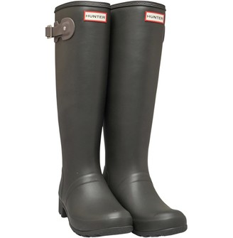 Hunter Womens Tour Wellington Boots Tarn/Seep