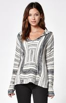 Billabong Bonfire Beach Baja Hooded Pullover Sweater