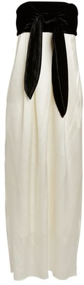 Deitas Holly Two-Tone Maxi Dress
