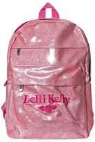 Lelli Kelly Kids Pink Glitter Backpack
