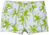 Hudson Bali Palm Tree Shorts (Toddler/Kid) - Palm-2T