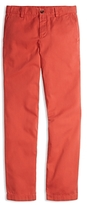 Brooks Brothers Boys' Flat Front Chino Pants - Little Kid, Big Kid