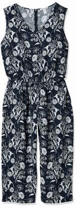Amazon Essentials Sleeveless Linen Jumpsuit