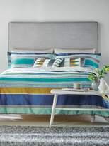 Harlequin Kaledio oxford pillowcase