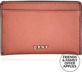 DKNY Bryant Park Saffiano Card Holder