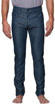 Victorious Mens Skinny Fit Stretch Raw Denim Jeans DL936 - 38/30