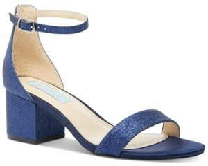 Blue by Betsey Johnson Miri Evening Sandals, Created for Macy's Women's Shoes