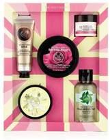 The Body Shop Mini Daily Cleansing & Moisturizing Gift Set - Travel Size